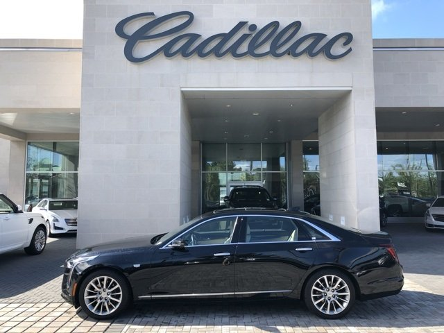 Pre-Owned 2019 Cadillac CT6 3.6L Premium Luxury