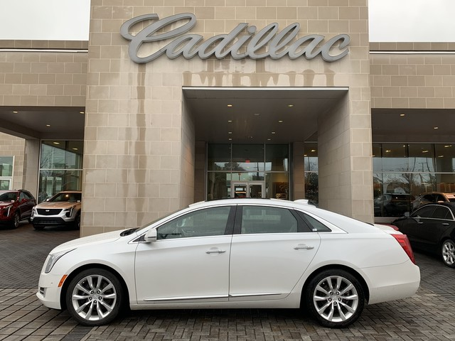 Pre Owned 2016 Cadillac Xts Luxury Collection