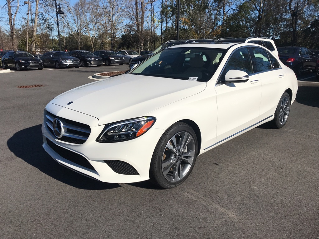 New 2019 Mercedes-Benz C 300