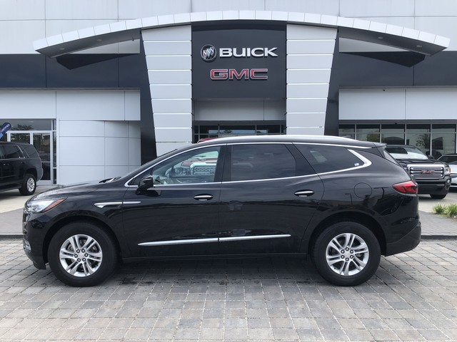 All Wheel Drive Suv Pre Owned 2018 Buick Enclave Essence