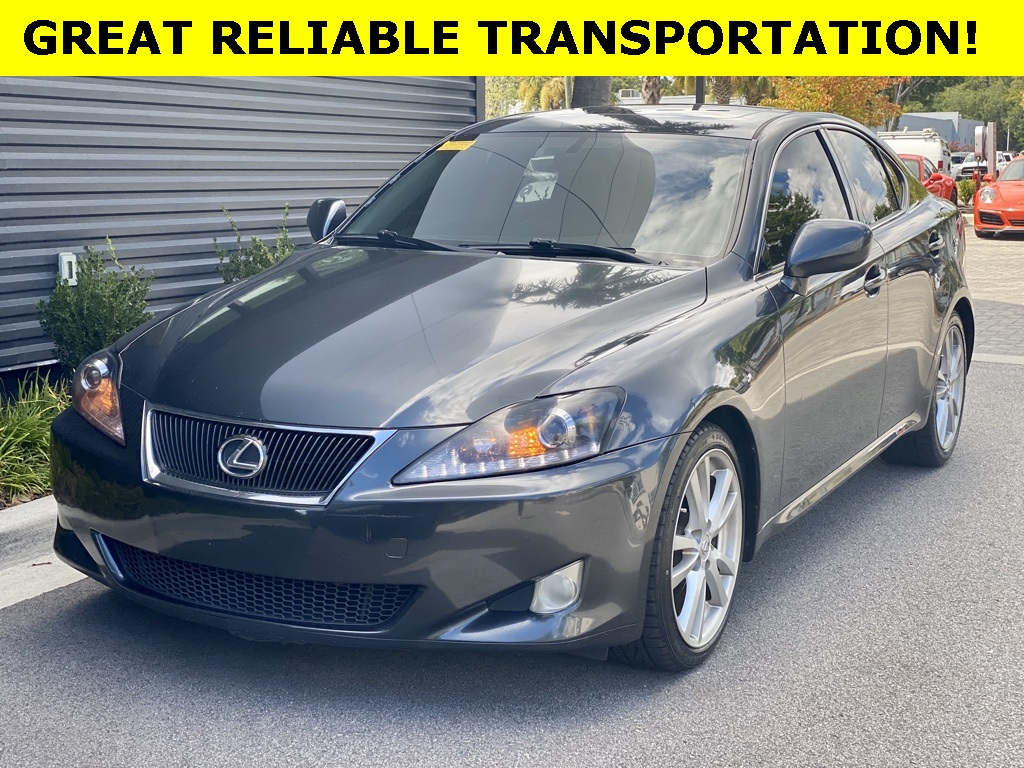 Pre-Owned 2007 Lexus IS 250