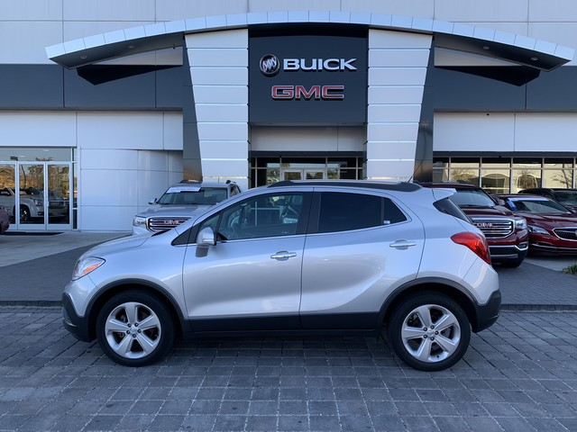 Pre Owned 2016 Buick Encore