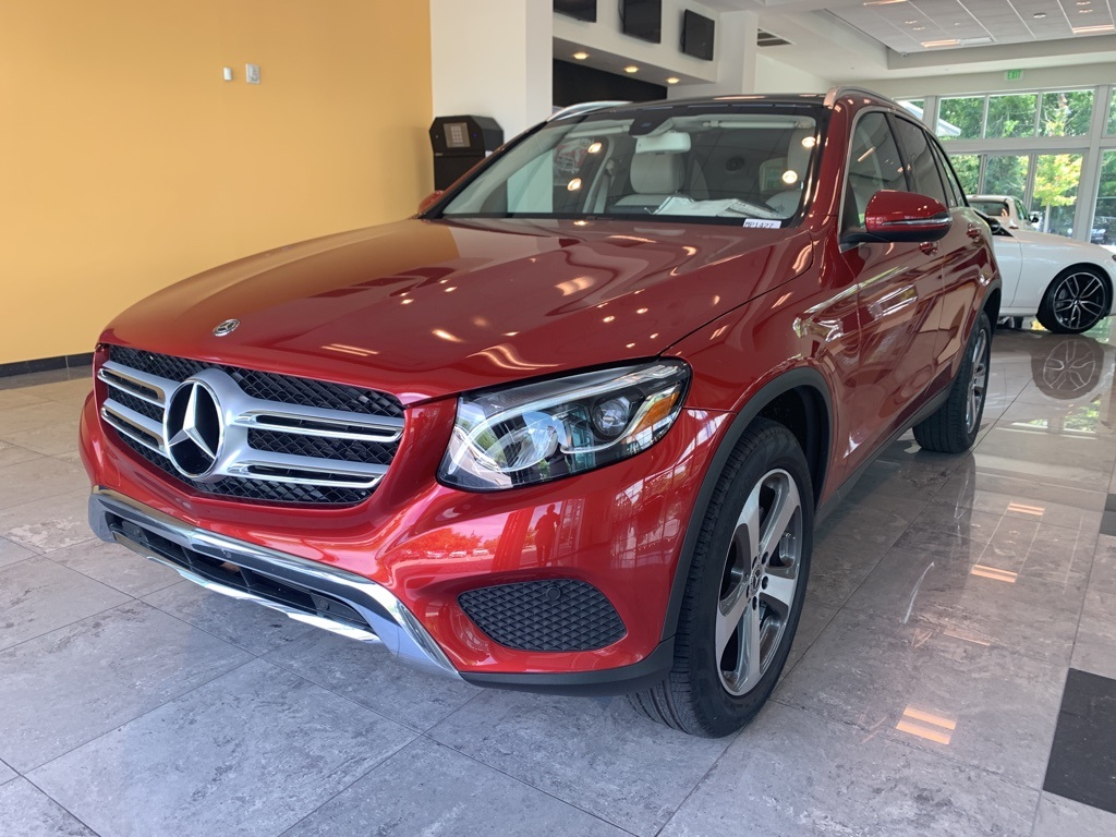 Pre-Owned 2019 GLC 300