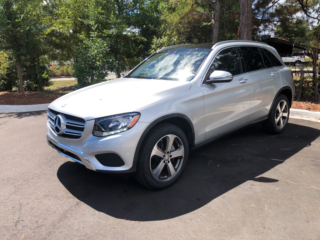 Certified Pre-Owned 2016 Mercedes-Benz GLC GLC 300 SUV in Mount ...