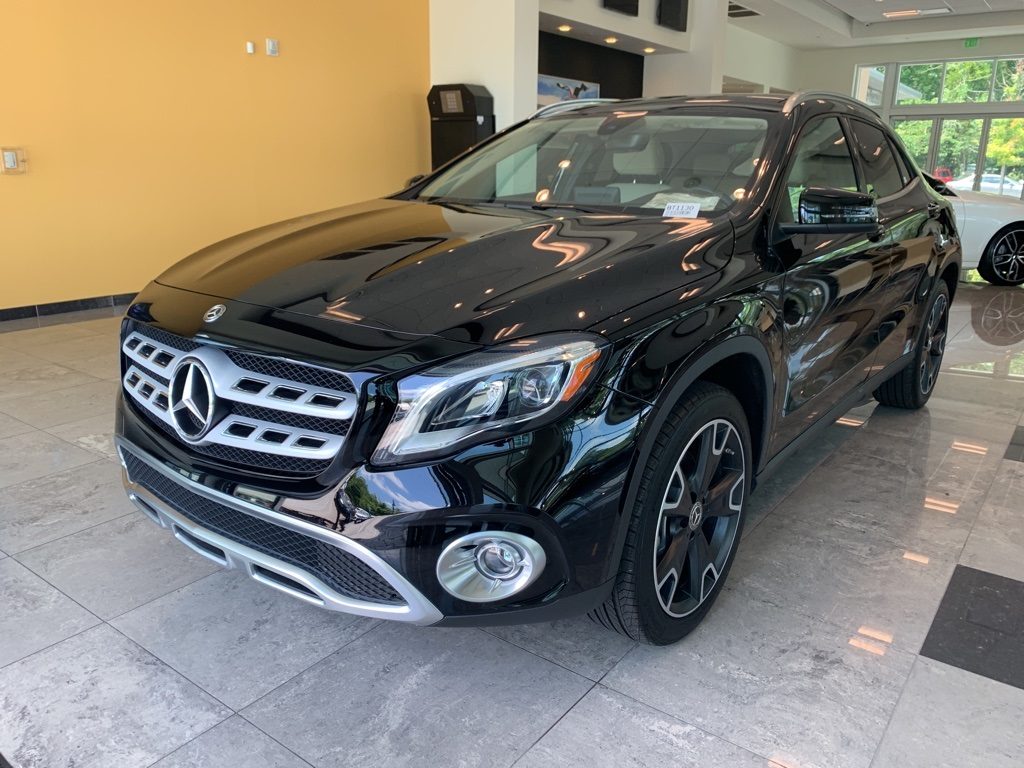 Pre-Owned 2019 GLA 250 AWD