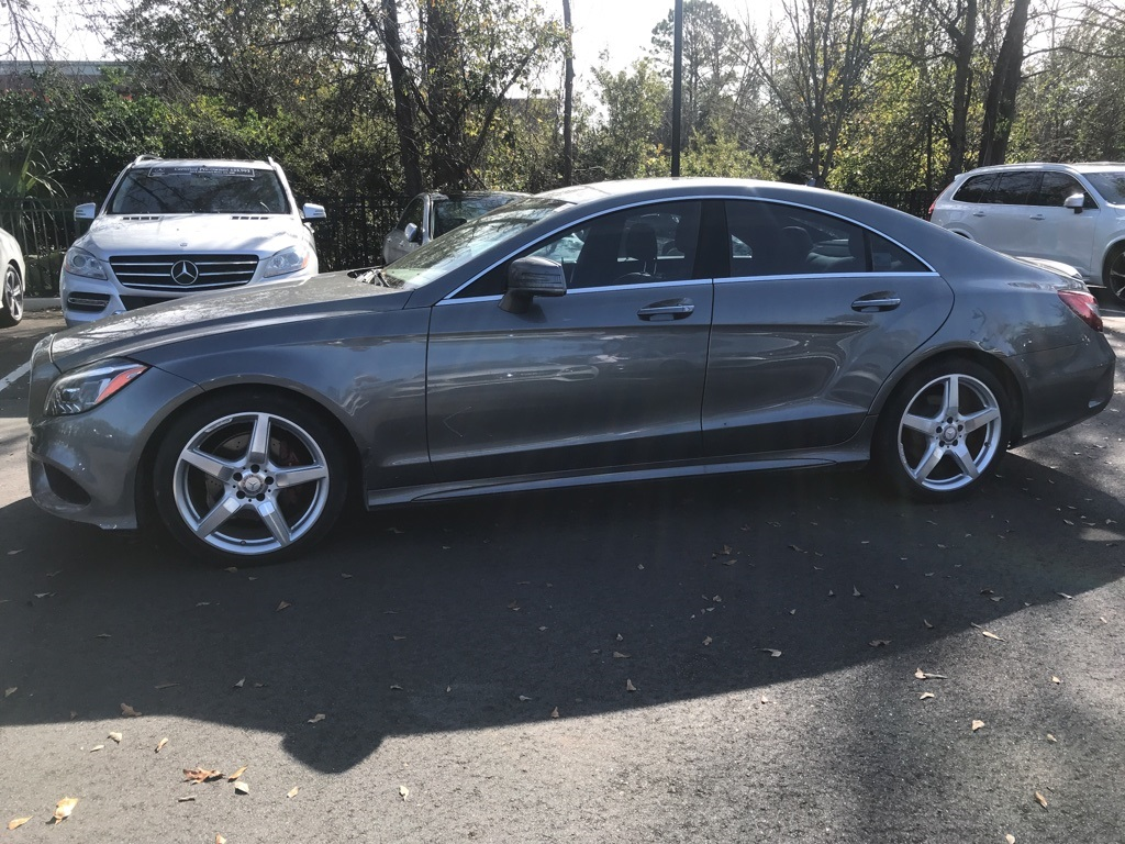 Pre-Owned 2016 Mercedes-Benz CLS CLS 400