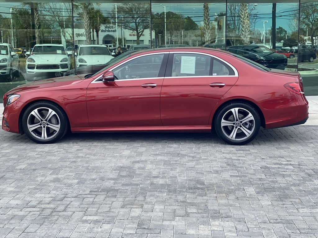 Certified Pre-Owned 2020 Mercedes-Benz E-Class E 350